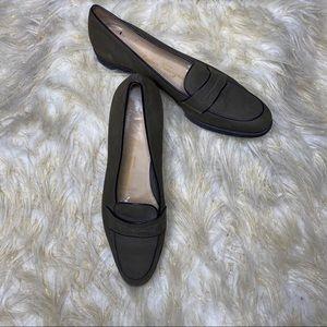 Salvatore Ferragamo Green Loafer 8